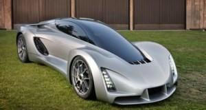 Bellissima e potente la prima supercar stampata in 3D