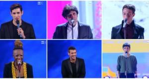 Sanremo Giovani: la giuria ha scelto le 6 Nuove Proposte