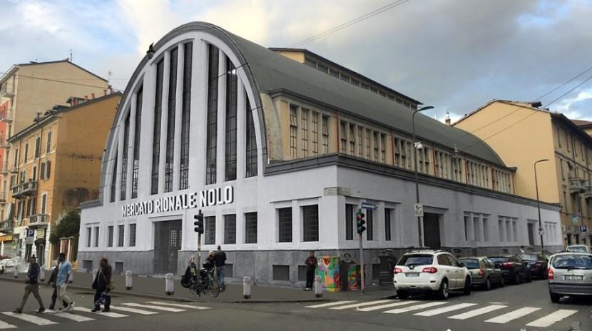 Milano viale monza come salvare il mercato d epoca - Arredo bagno viale monza milano ...