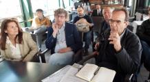 Parisi e la movida milanese. Incontro con i comitati di quartiere  (video)