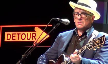 Elvis Costello al Teatro Arcimboldi