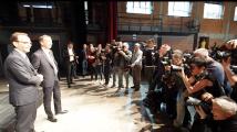 Round in diretta tra Mr. Chili e Beppe Salam al Teatro Parenti. Vince Parisi per K.O. (video)