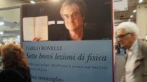 Di come Albert Einstein andò al Salone del Libro di Torino ( video)