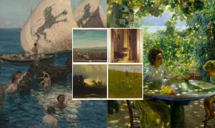 "Alla GAM mostra di opere inedite ""Sei stanze, una storia ottocentesca"""