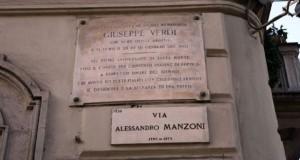 La storia e la vita di Milano attraverso le targhe commemorative dei personaggi che qui hanno vissuto