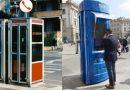 Milano, spunta la cabina 2.0: arriva il touch screen