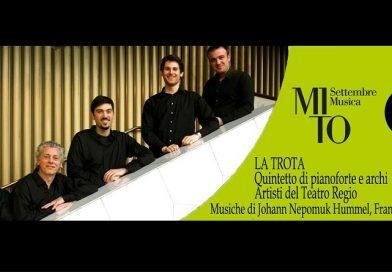MITO SettembreMusica in periferia. Allo Spazio Teatro 89 uno dei concerti conclusivi del festival