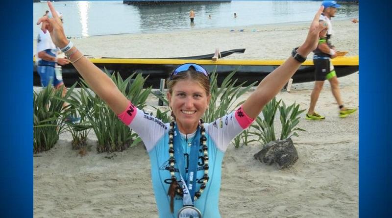 La grande impresa di Federica De Nicola, vincitrice al mondiale di triathlon a Kona