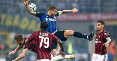 INTER-MILAN 3-2 – Lo spettacolo del derby di Milano. Gli occhi del mondo sulla città meneghina.