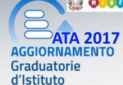 Personale ATA: come scegliere le scuole – il modello D3