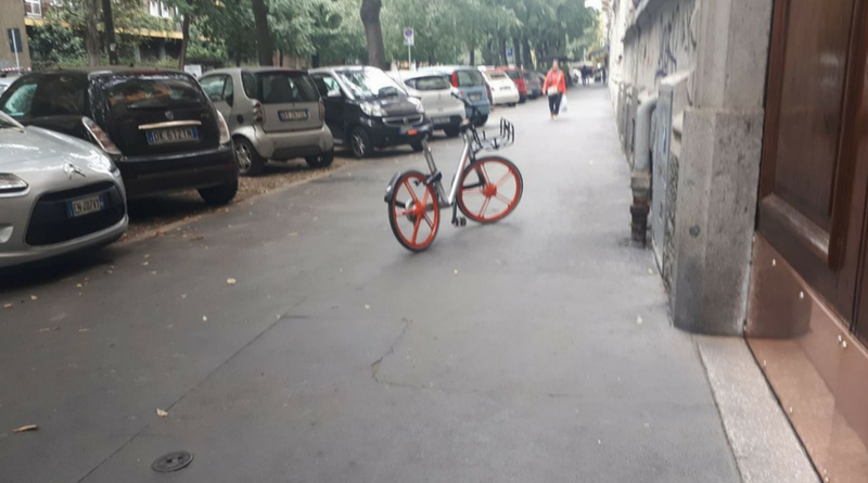 Bike sharing: adesso la gente parcheggia le bici in cantina. Come avevamo previsto