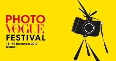 """Al via al seconda edizione di """"Photo Vogue Festival"""" Tra Palazzo Reale e Base"""