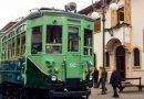 Atm, in mostra restaurata storica motrice tram anni '40 Milano-Gorgonzola