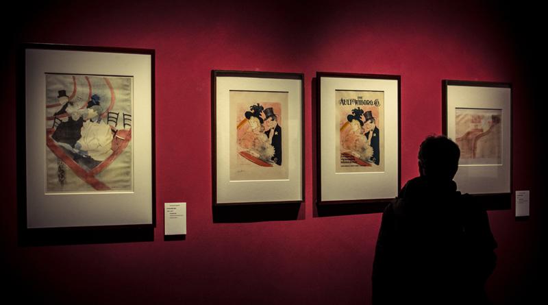 Il mondo di toulouse lautrec in mostra a palazzo reale for Mostra toulouse lautrec