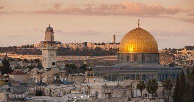 A proposito di Gerusalemme: la Storia racconta che …