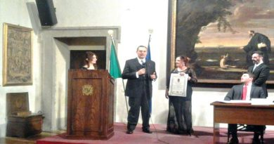 Premio Internazionale Culturale Cartagine 2017.