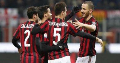 Milan, tre gol al Verona per raggiungere l'Inter. Ai quarti di Coppa Italia sarà derby di Natale.