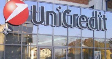 Unicredit: 550 nuove assunzioni