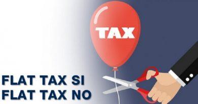 """Economia: la sinistra """"tassa e spendi"""" contro la flat tax"""