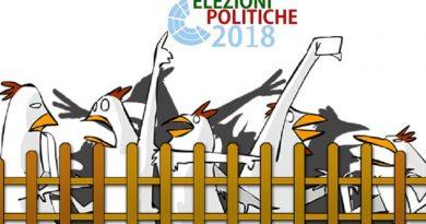 Il pollaio della politica