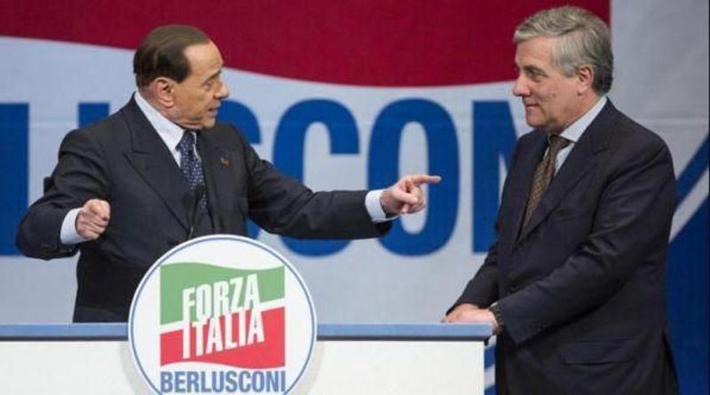 Tajani il candidato premier di forza italia ha restituito for Deputati di forza italia