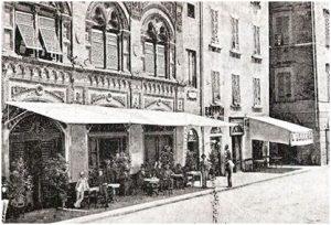 Caffè dell'Ussero 1869