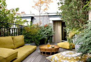 Idee da copiare per arredare terrazzi e balconi degli
