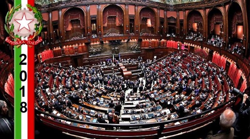 Elezioni 2018 ecco com 39 cambiato il parlamento italiano for Dove si riunisce il parlamento italiano