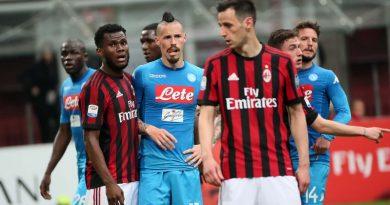 Il Milan è all'altezza del Napoli. Il pari però serve solo alla Juve.