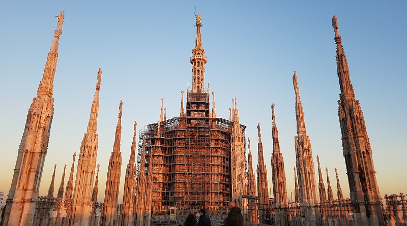 Terrazze Duomo – Milano Post