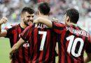 Il Milan asfalta la Fiorentina ed è sesto. Calhanoglu porta il Diavolo in Europa League.