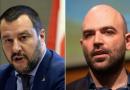 Saviano è il migliore sponsor di Salvini