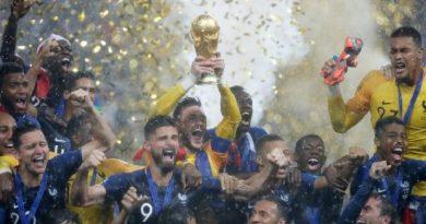 La Francia è campione del mondo