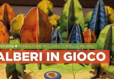 """Giardini Porta Nuova – Biblioteca degli Alberi:  un parco culturale da vivere  """"Alberi in Gioco"""""""