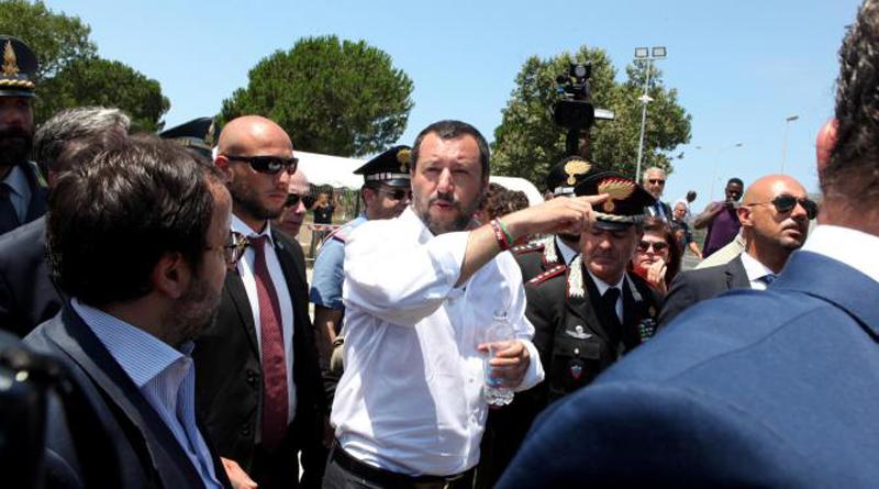Telegiornali dominati dal pensiero unico anti-Salvini