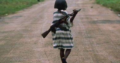 Questa la verità sui bambini soldato