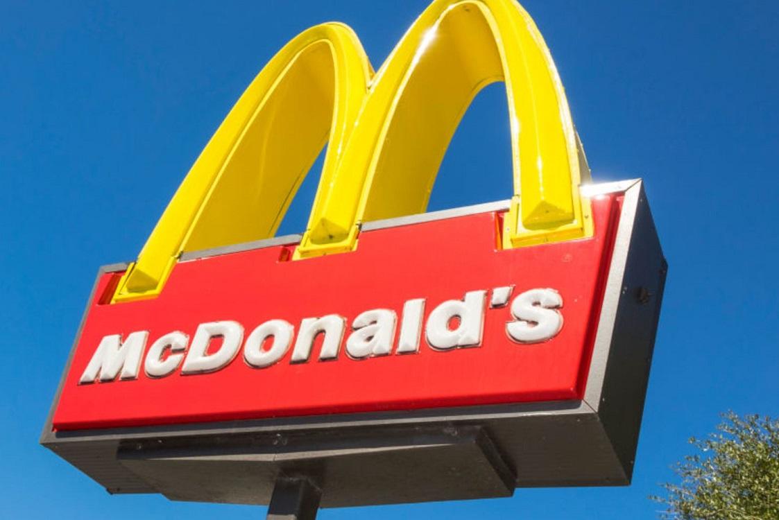 politica di incontri a McDonalds