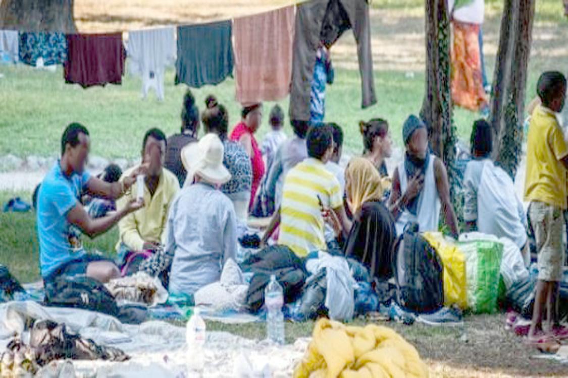 La tratta di esseri umani è un problema complesso che tocca differenti ambiti (lo una serie di incontri dedicati al soccorso e alla prima accoglienza dei migranti e.