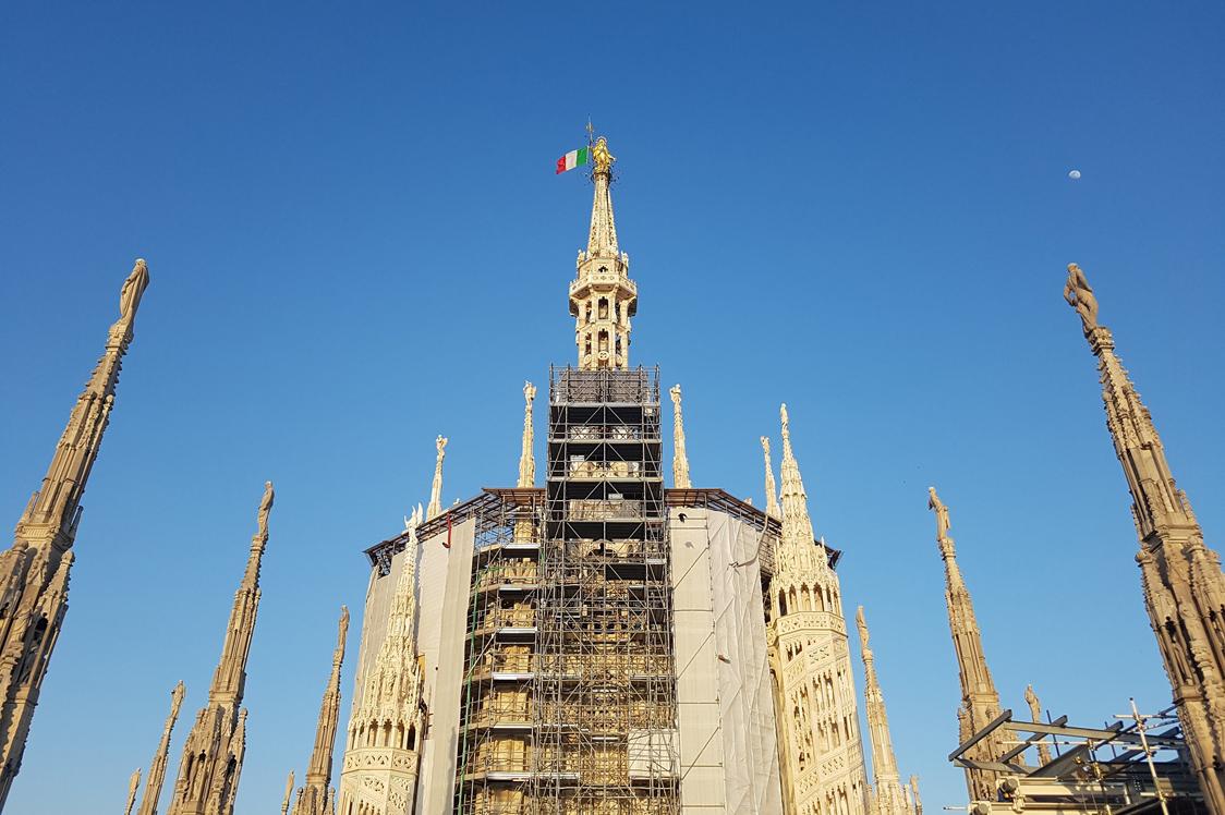 Sere D Estate In Duomo Milano Post