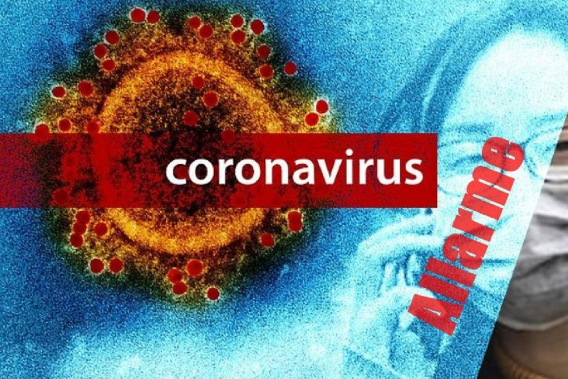 Risultato immagini per allarme coronavirus simbolo