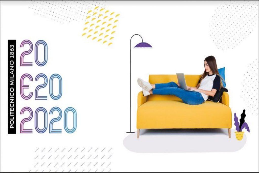 Politecnico Design Degli Interni.Politecnico Tempo Gratis 20 E 20 2020 Un Programma Di Eventi Live Streaming Milano Post