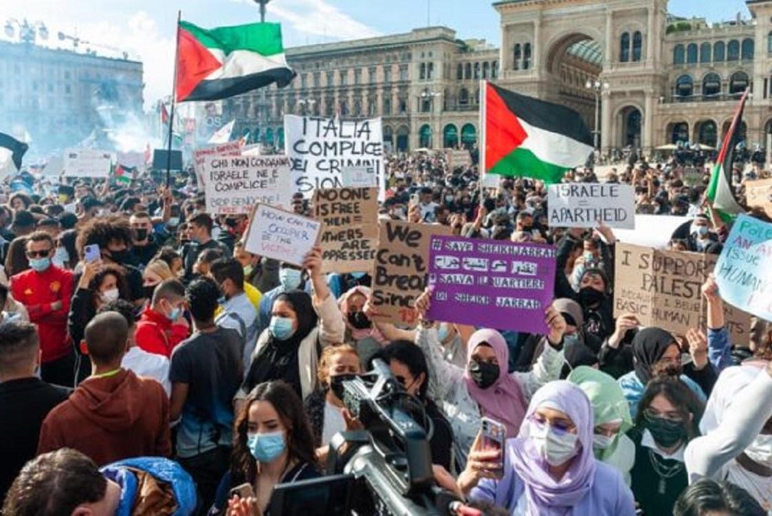 Hamas a Milano - Milano Post